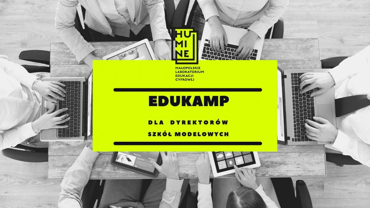 Edukamp dla dyrektorów szkół modelowych HUMINE